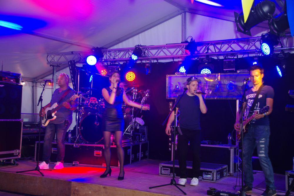 Afslag 7 Partyband Feestband